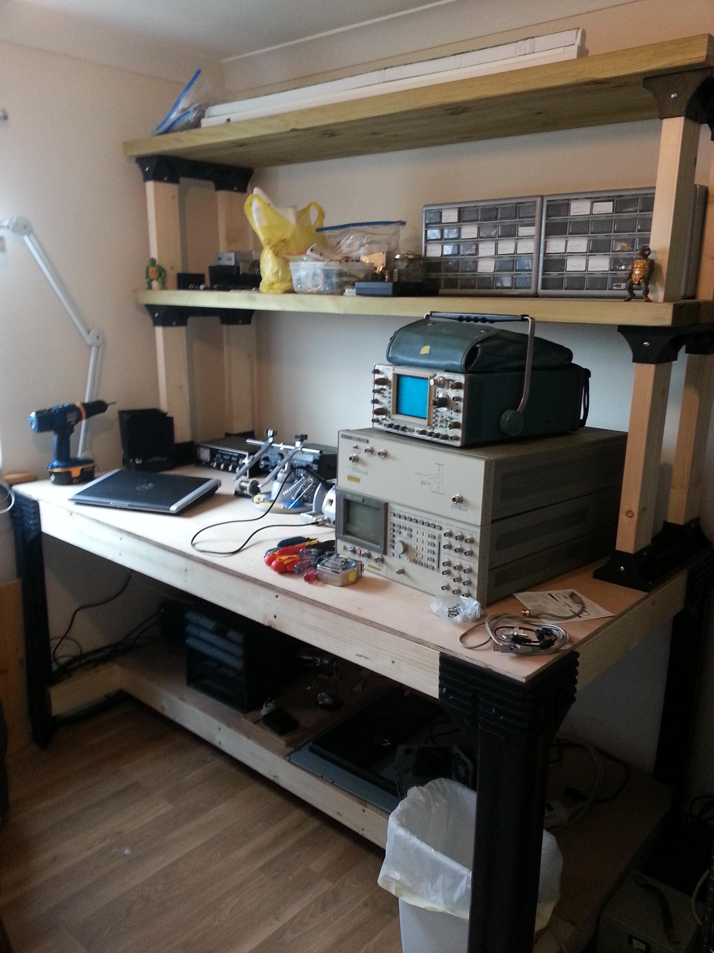 amateur radio electronic workbench  20130421_180132